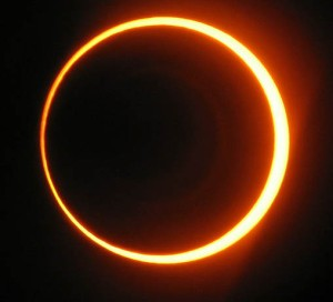 new moon eclipse
