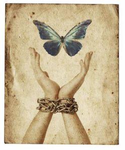 release mani catene farfalla