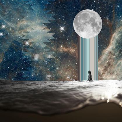 luna piena vergine